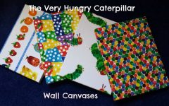 The Very Hungry Caterpillar Wall Art