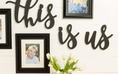 This Is Us Wall Decor