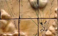 Ceramic Tile Wall Art