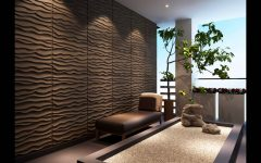 3d Wall Art and Interiors