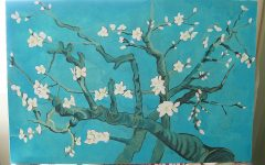 Almond Blossoms Vincent Van Gogh Wall Art