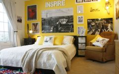 Wall Accents For Yellow Room