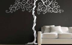 Vinyl Wall Art Tree