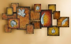 Abstract Wall Art 3d