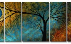 Megan Duncanson Metal Wall Art