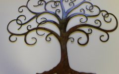 Exterior Metal Wall Art
