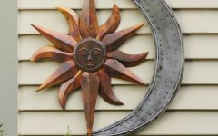 Large Outdoor Metal Wall Art