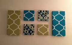 Fabric for Canvas Wall Art