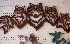 Metal Wall Art Animals