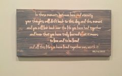 Wood Wall Art Quotes