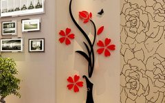 Decorative 3d Wall Art Stickers