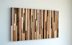 Wall Art On Wood